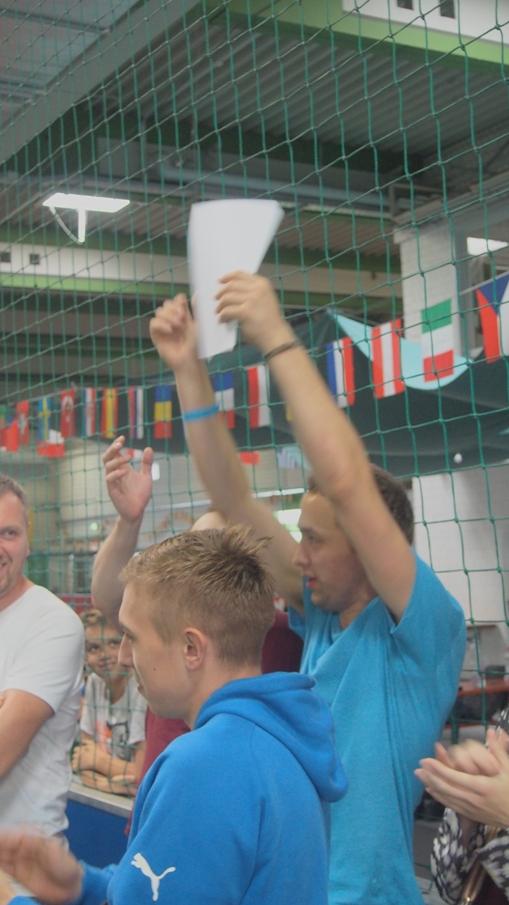 Diaspora Cup 2017. Ukrainer in Karlsruhe.