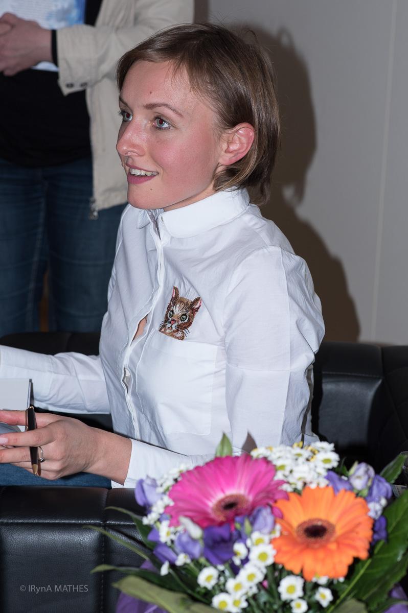 Literarischer Abend mit Anastasija Dmytruk. Karlsruhe