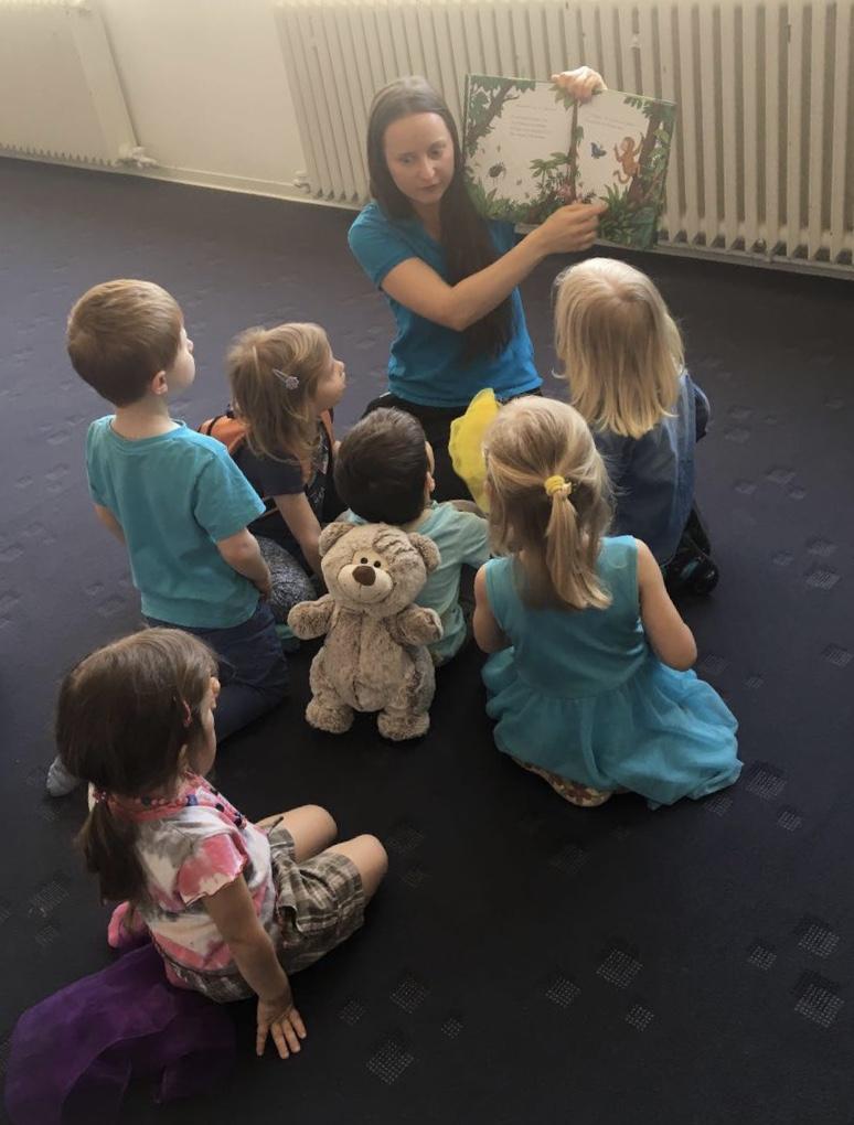Ukrainisches Kindergarten, Karlsruhe