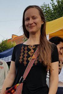 Kontaktperson aus unserem Verein: Olha Danylevych. Ukrainer helfen