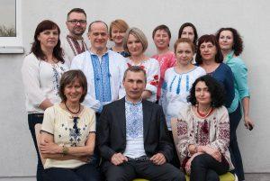 Verein Ukrainer in Karlsruhe