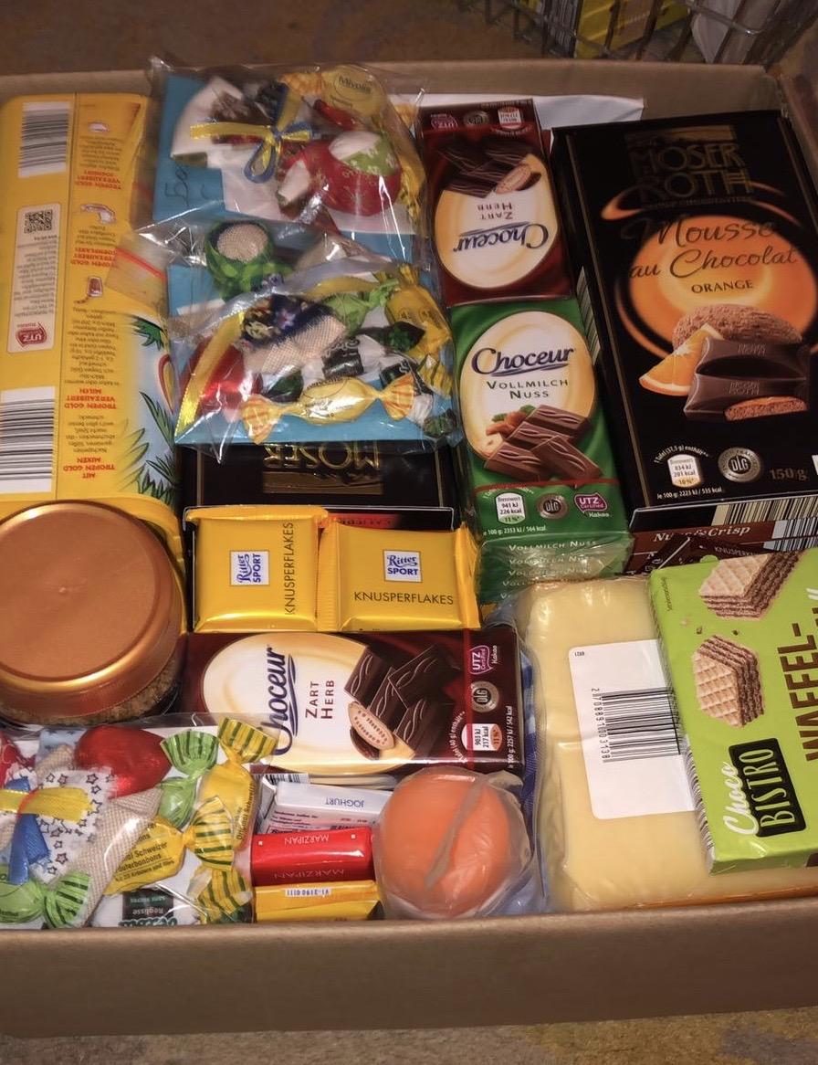 Wohltätigkeit mit Motanart. Verein Ukrainer in Karlsruhe