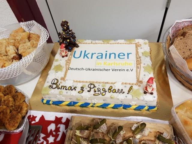 Risdvo, ukrainische Weihnachten
