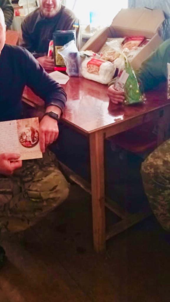 """""""Schutzengel für den Soldaten"""". Der letzte Bericht. Verein Ukrainer in Karlsruhe"""
