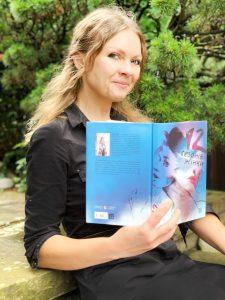 Literarischer Abend mit Schriftstellerin Kseniya Fuchs. Verein Ukrainer in Karlsruhe