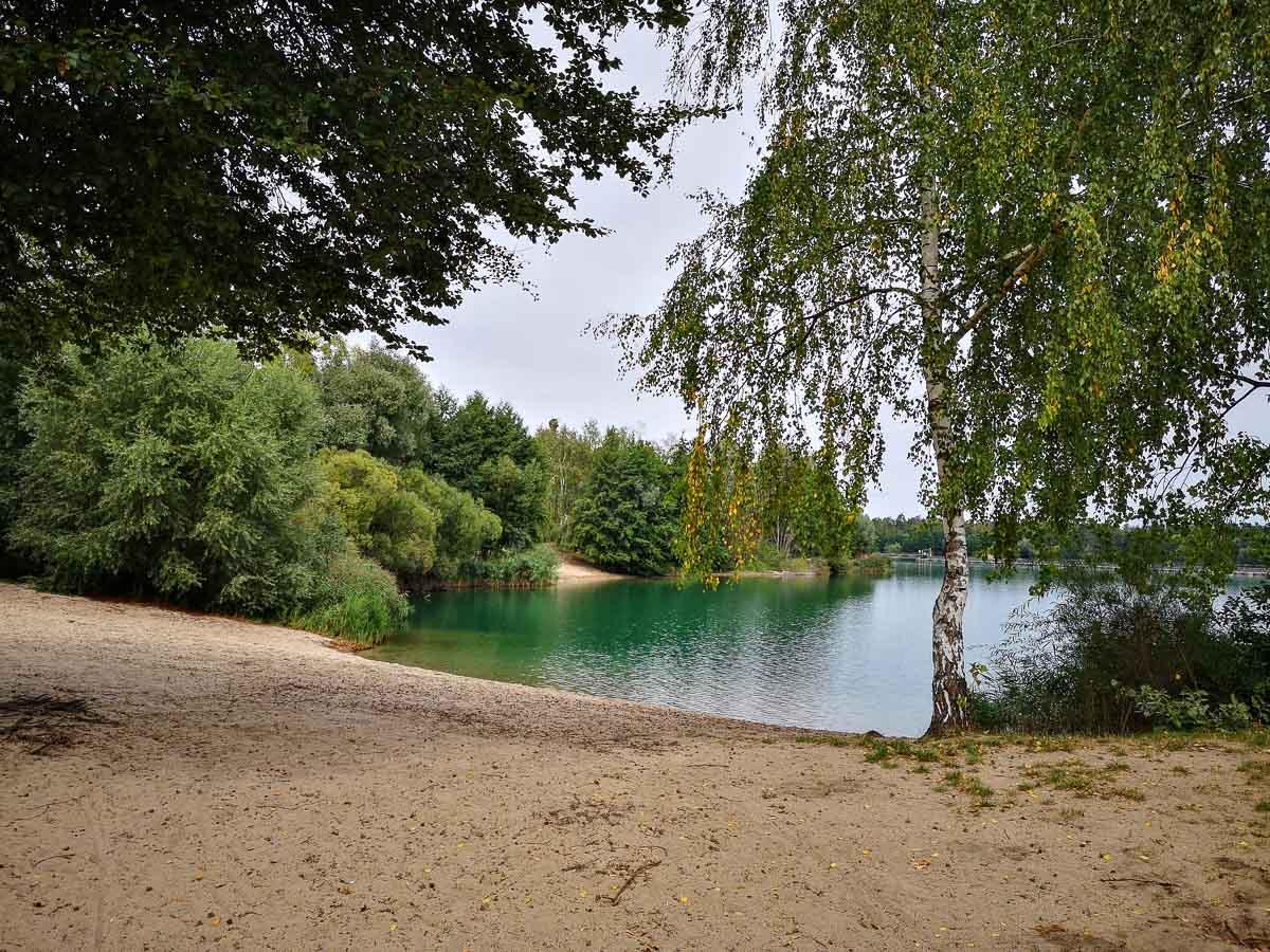 Picknick 2020, Weingarten Baggersee. Verein Ukrainer in Karlsruhe