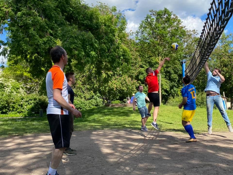Sport Training, Verein Ukrainer in Karlsruhe